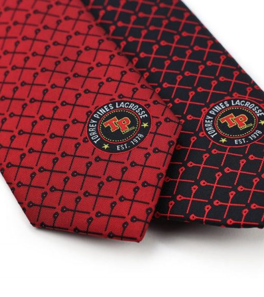 custom logo neckties