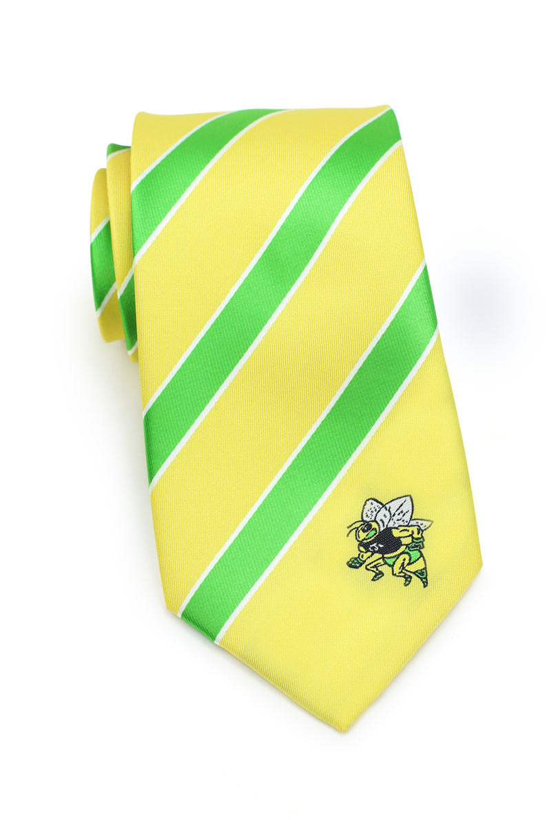 Custom Woven High School Necktie