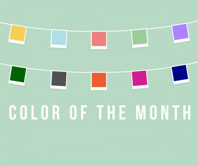 mens neckties in ballet slipper color of the month