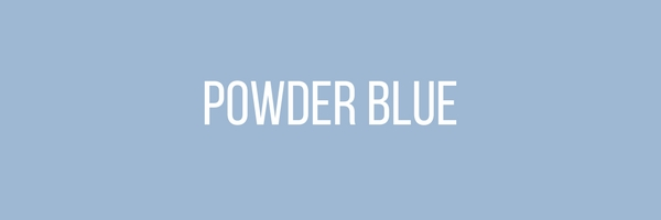 Shop For Neckties and Bow Ties in Powder Blue
