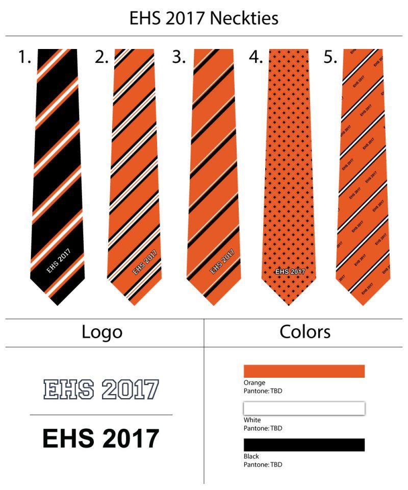 custom tie designs suggestions