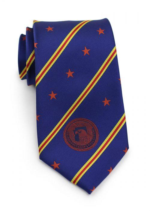 Copper Logo Necktie Custom