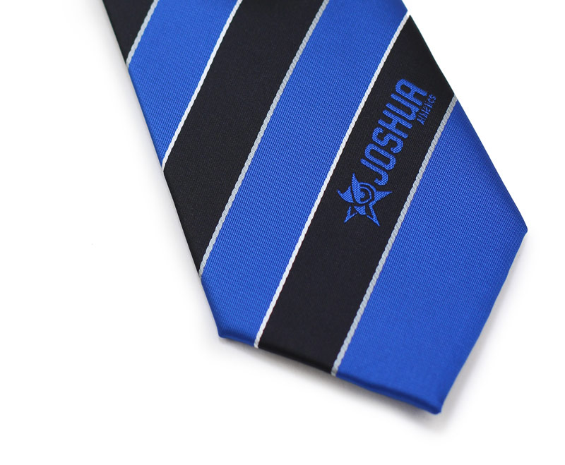 high school athletic necktie