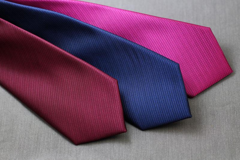 Summer Skinny Neckties for Men
