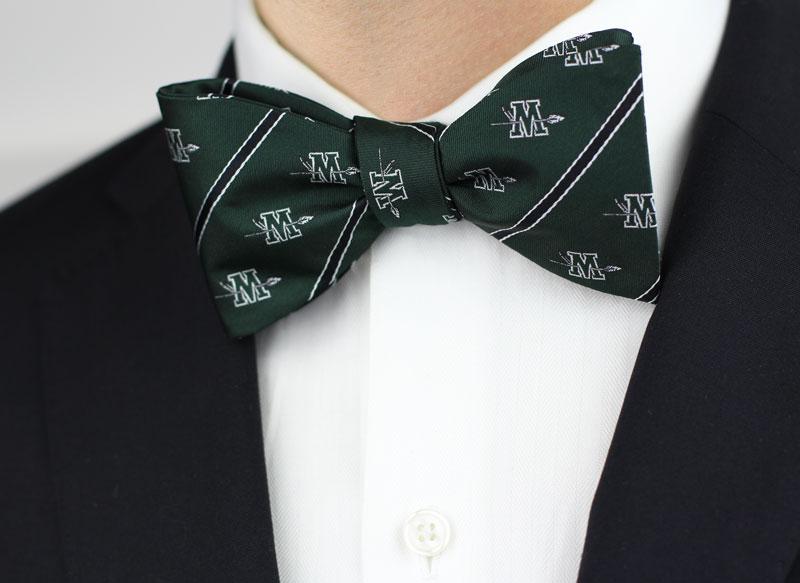 custom school bow ties