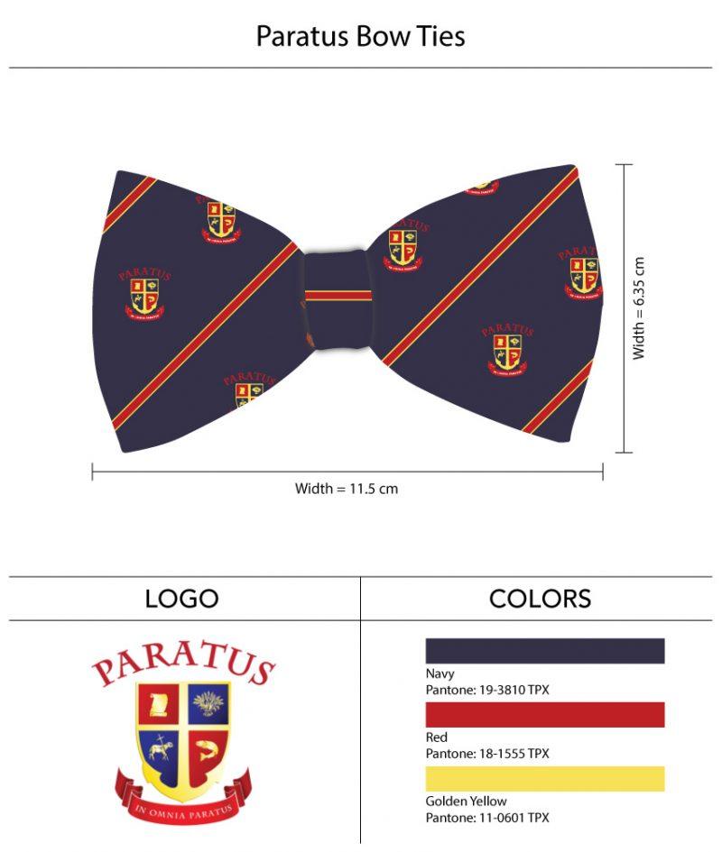 custom bow ties for school uniform