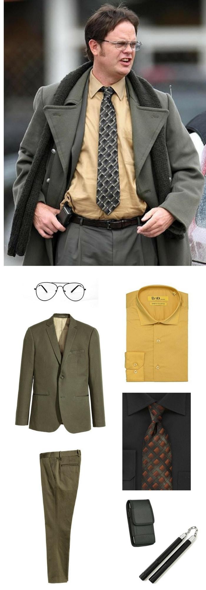 Dwight Schrute Halloween Costume