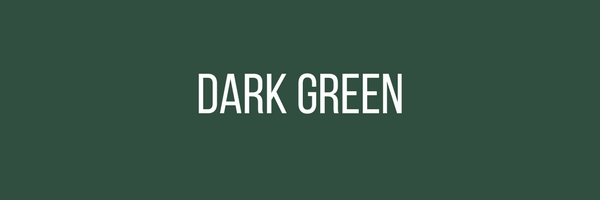 Dark Green : Menswear Featured Color for December