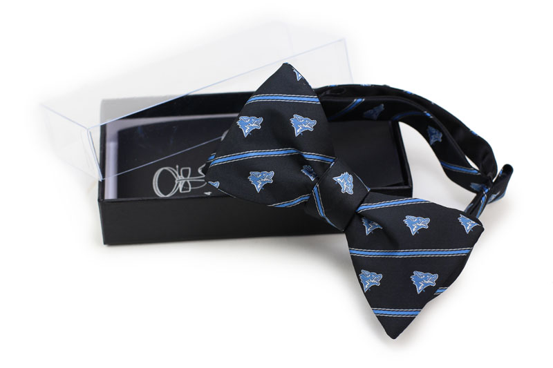 custom bow tie gift box