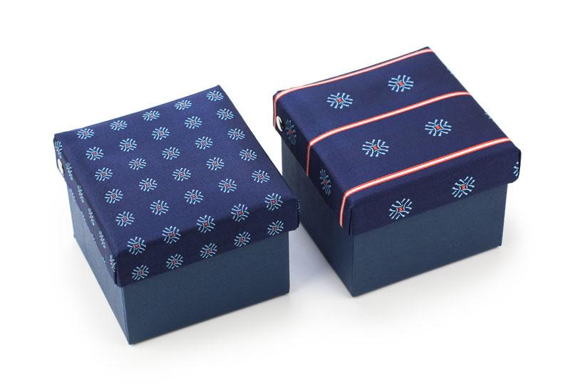 Custom Silk Scarves, Ties, and Tie Boxes – News