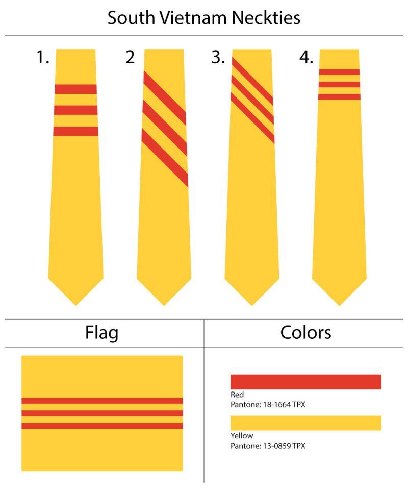 SouthVietnam_Neckties