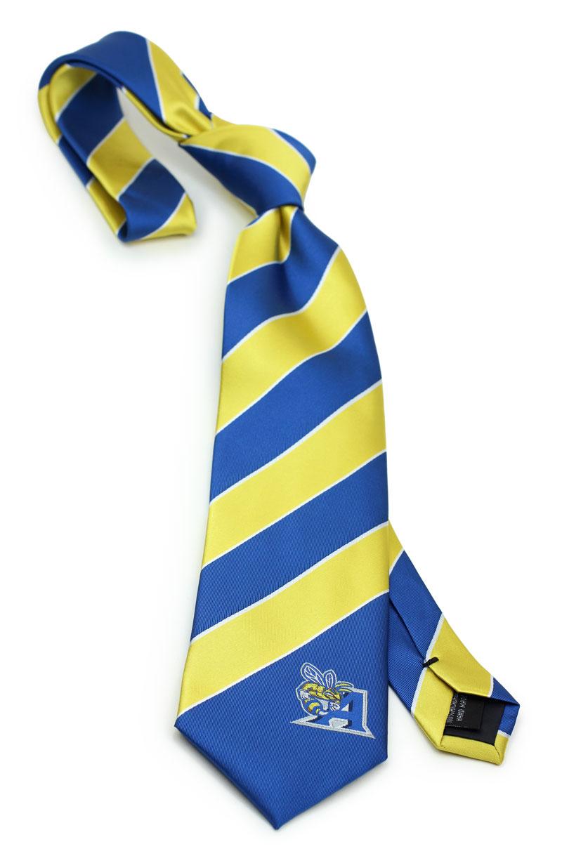 custom logo neckties for schools