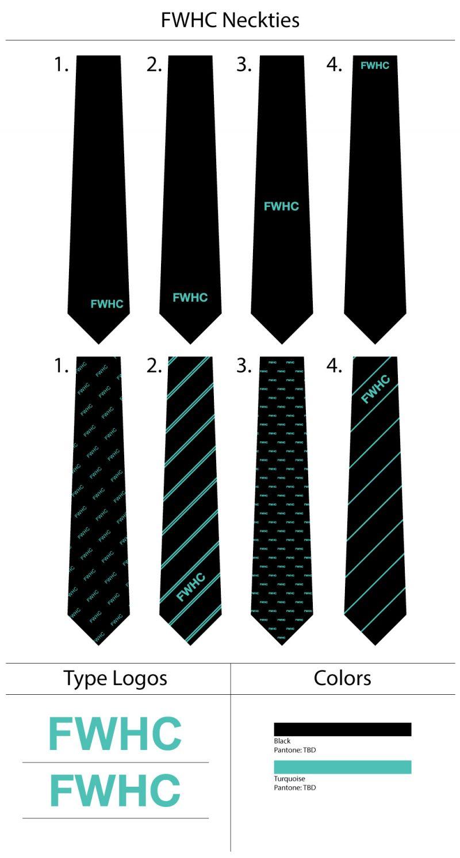 Custom mens tie design suggestions