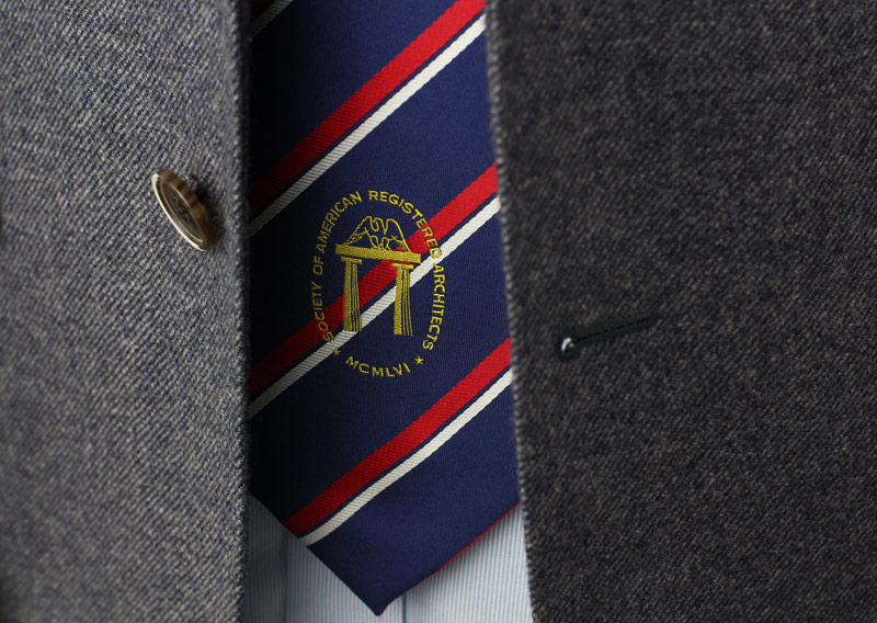 custom rugby striped ties