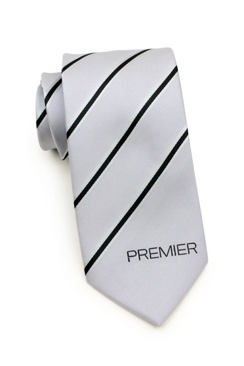 Custom Ties for Private Jet Airlines uniform